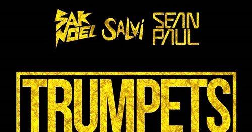 Sak Noel & Salvi ft Sean Paul - Trumpets (Ultimix