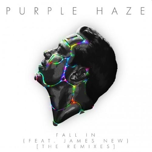 Purple Haze  'Fall In' remixes ile ilgili görsel sonucu